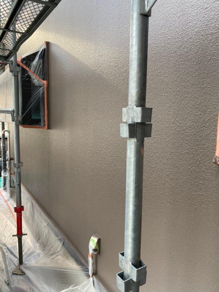 飯塚市 外壁中塗りと屋根ヒビ割れ補修 写真19