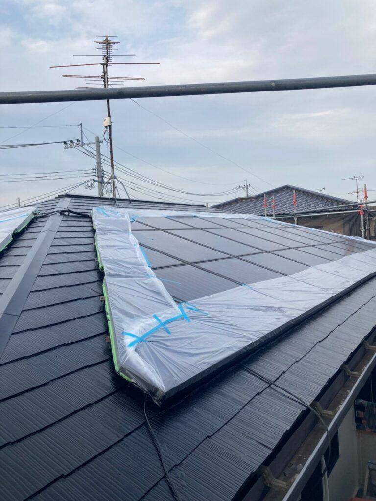 飯塚市 屋根上塗り 写真10