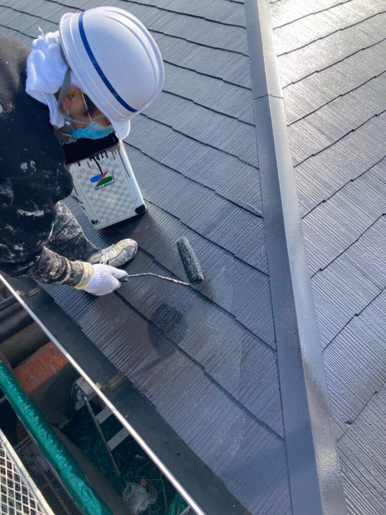 飯塚市 屋根上塗り 写真5