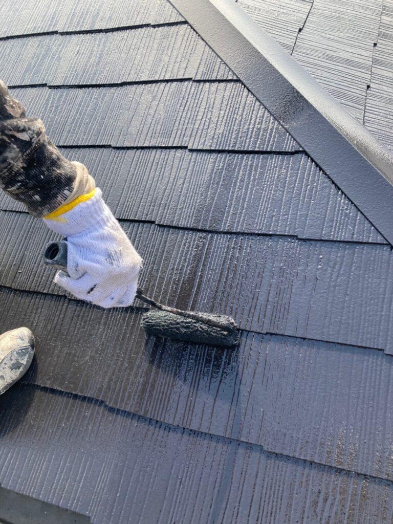 飯塚市 屋根上塗り 写真6