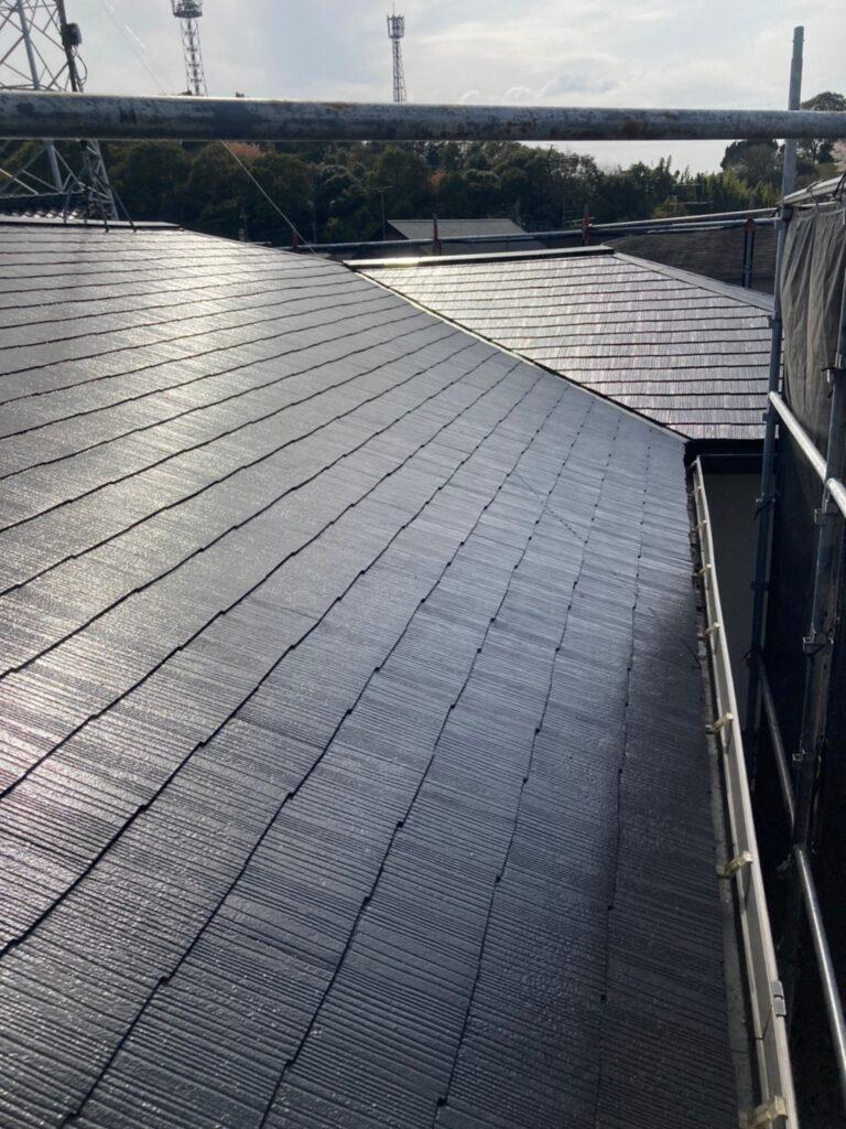 飯塚市 屋根上塗り 写真8