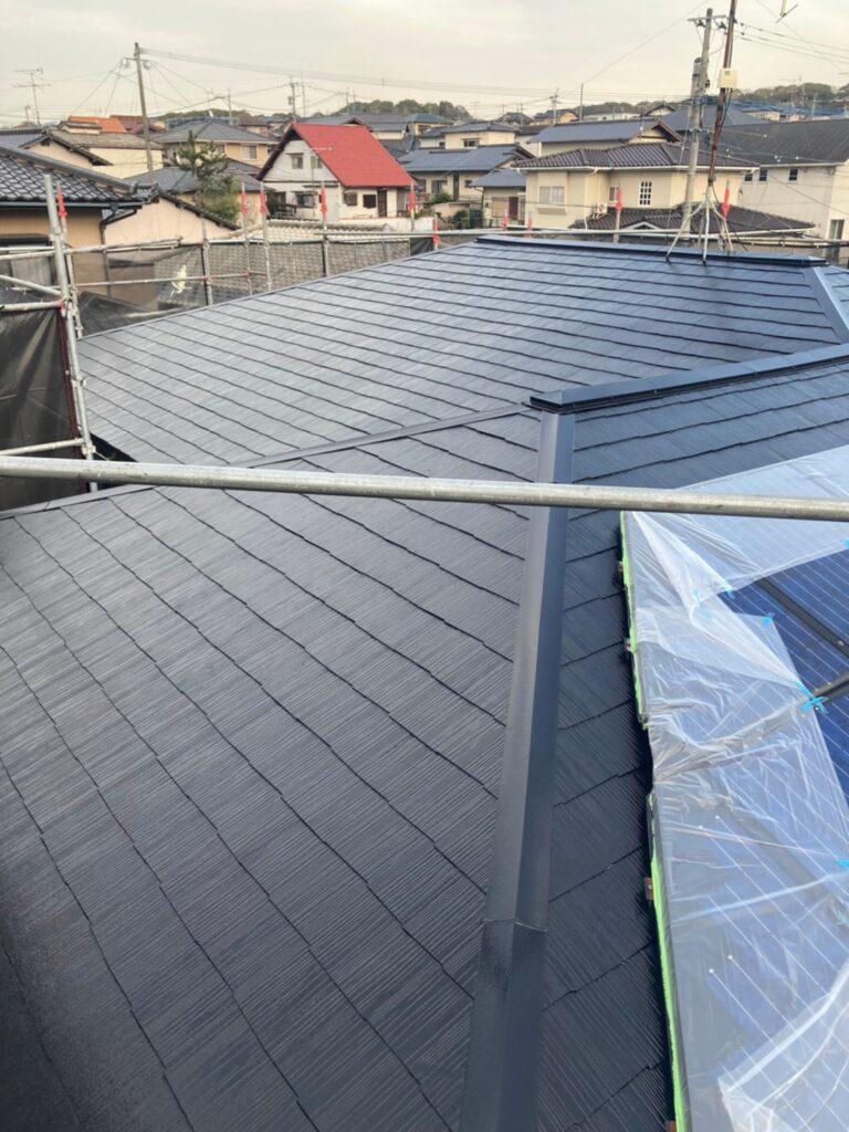 飯塚市 屋根上塗り 写真9