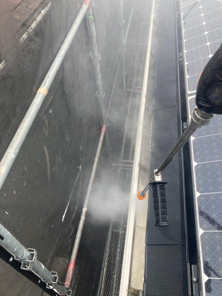 福岡市 高圧洗浄 写真3