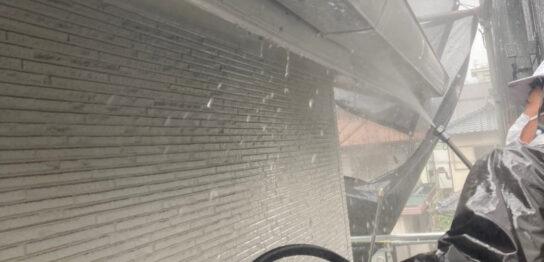 福岡市 高圧洗浄