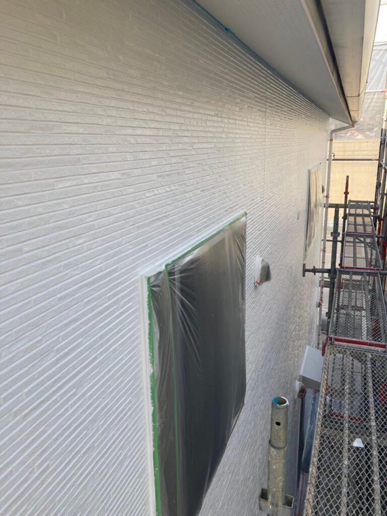 福岡市 外壁中塗り 写真10