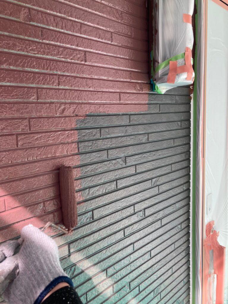 福岡市 外壁中塗り 写真15