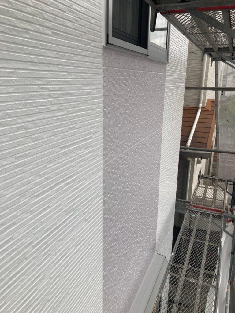 福岡市 外壁上塗りと屋根下塗り 写真10