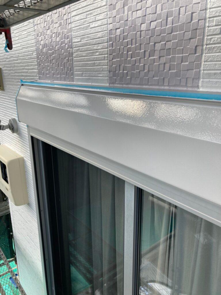福岡市 屋根の中塗り・上塗りと付帯塗装① 写真10
