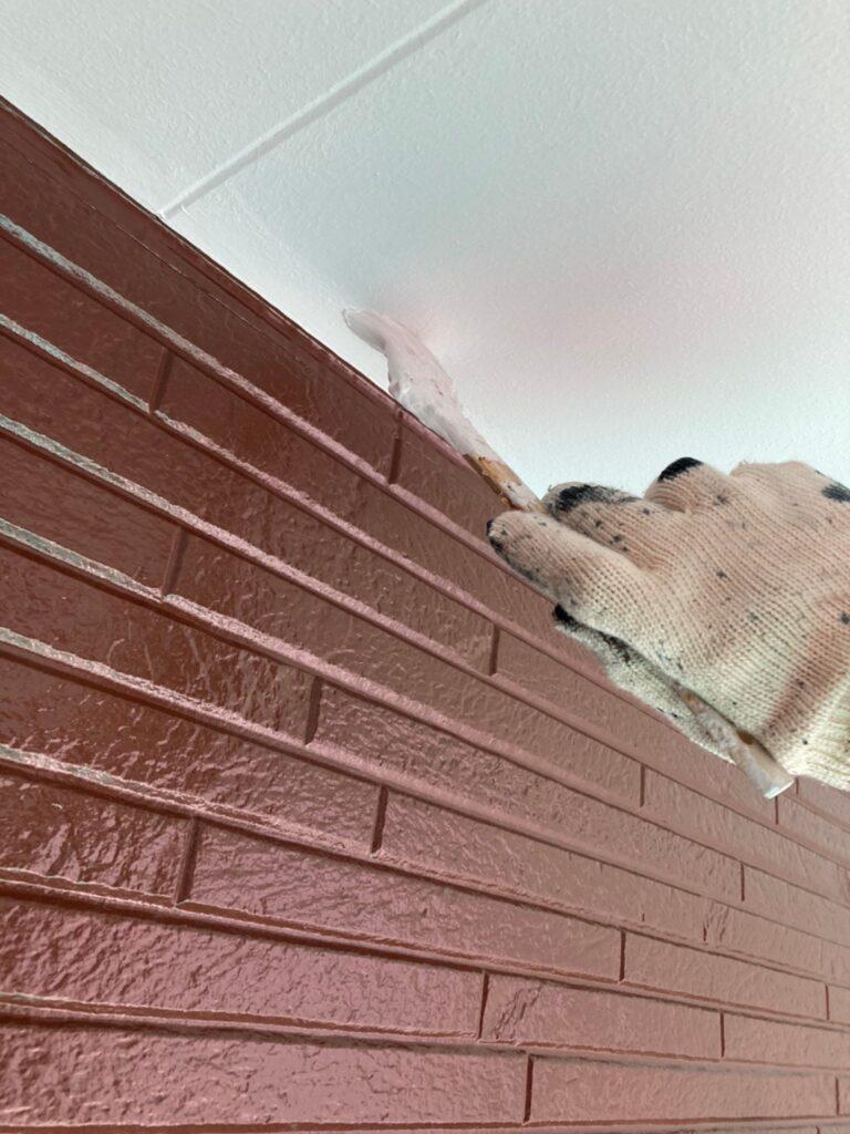 福岡市 腰壁上塗りと各所タッチアップなど 写真16