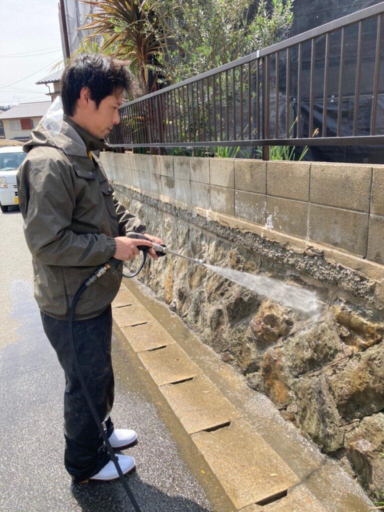 福岡市 高圧洗浄 写真14