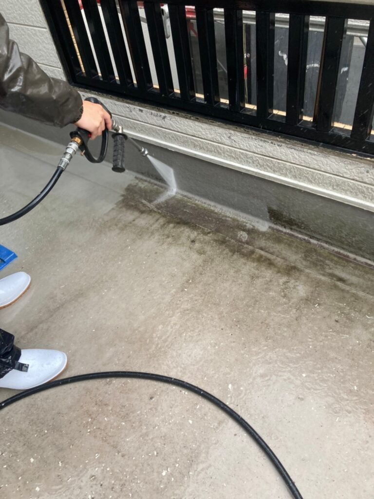 福岡市 高圧洗浄 写真5