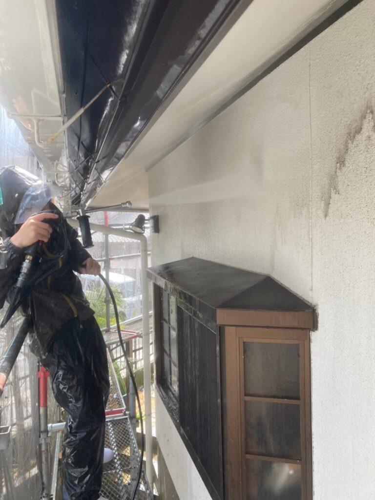 福岡市 高圧洗浄 写真7