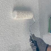 福岡市 外壁下塗り(マスチック工法)
