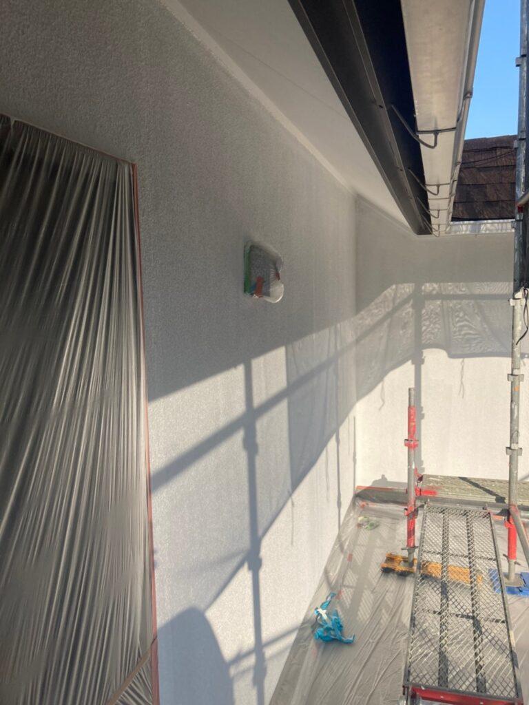 福岡市 外壁下塗り(マスチック工法) 写真8