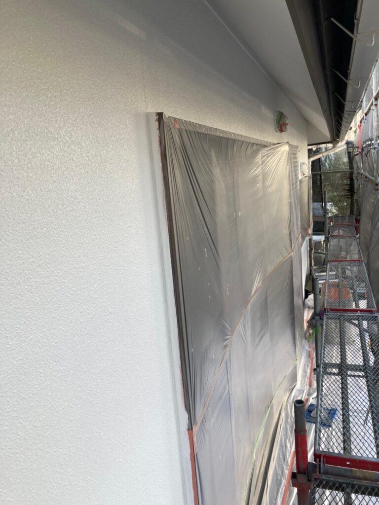 福岡市 外壁塗装 中塗り 上塗り 写真15