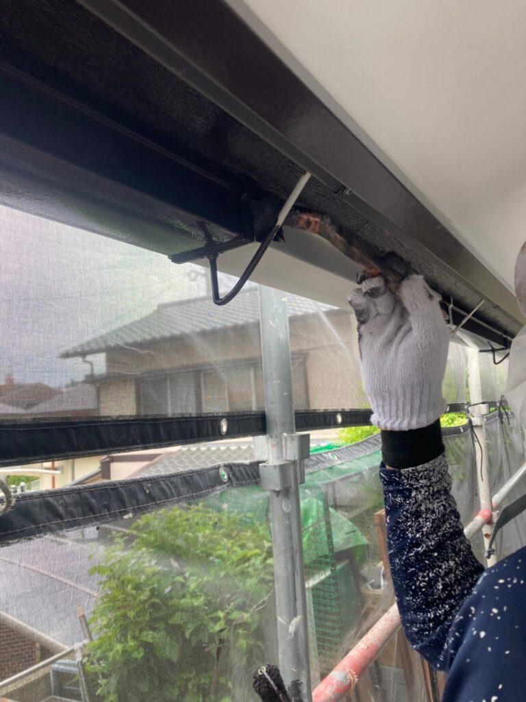 福岡市 付帯塗装 写真10