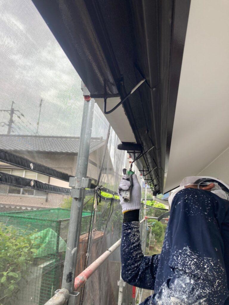 福岡市 付帯塗装 写真11