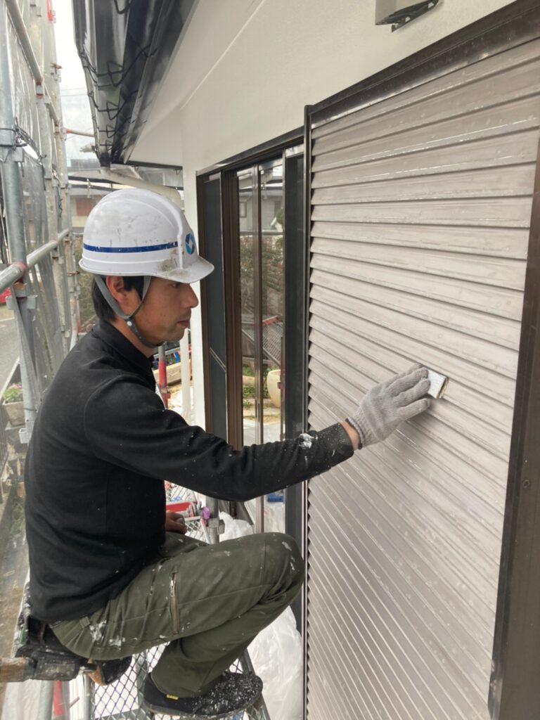 福岡市 付帯塗装 写真4