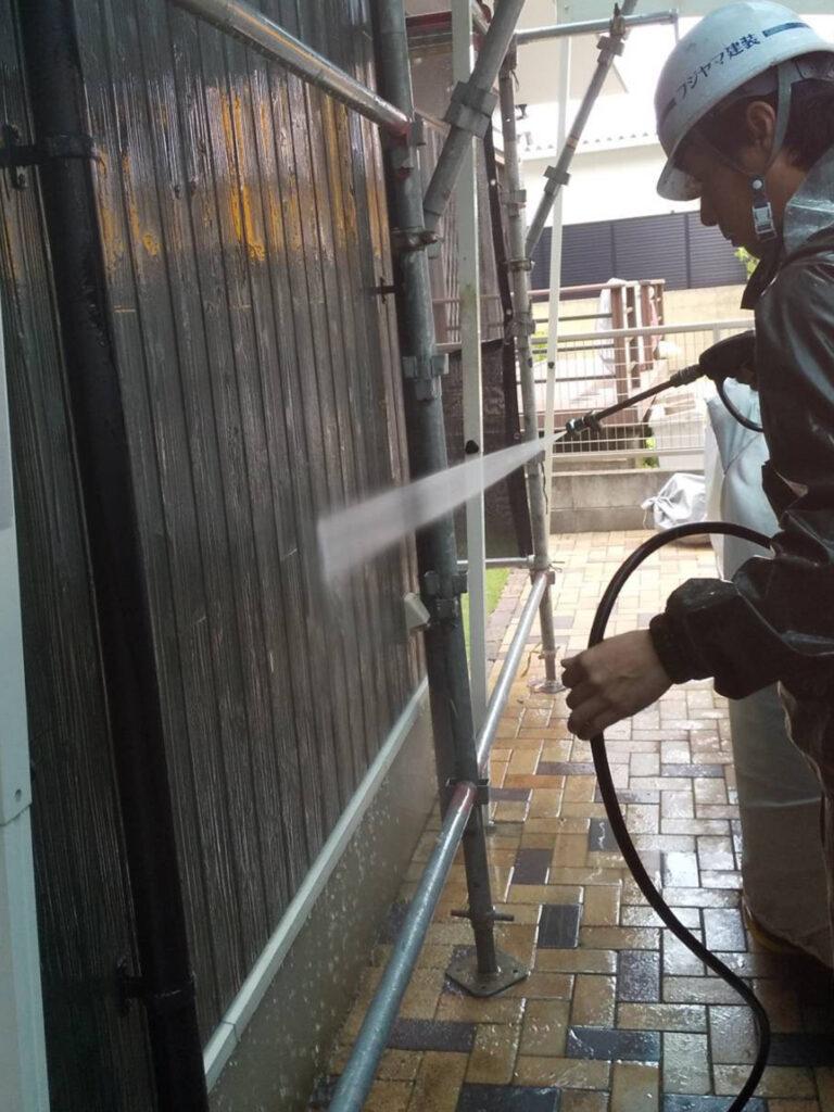 那珂川市 高圧洗浄 写真14