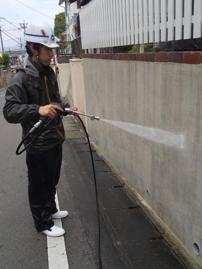 那珂川市 高圧洗浄 写真16