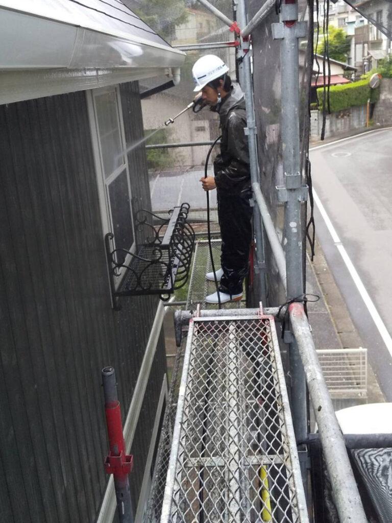 那珂川市 高圧洗浄 写真9