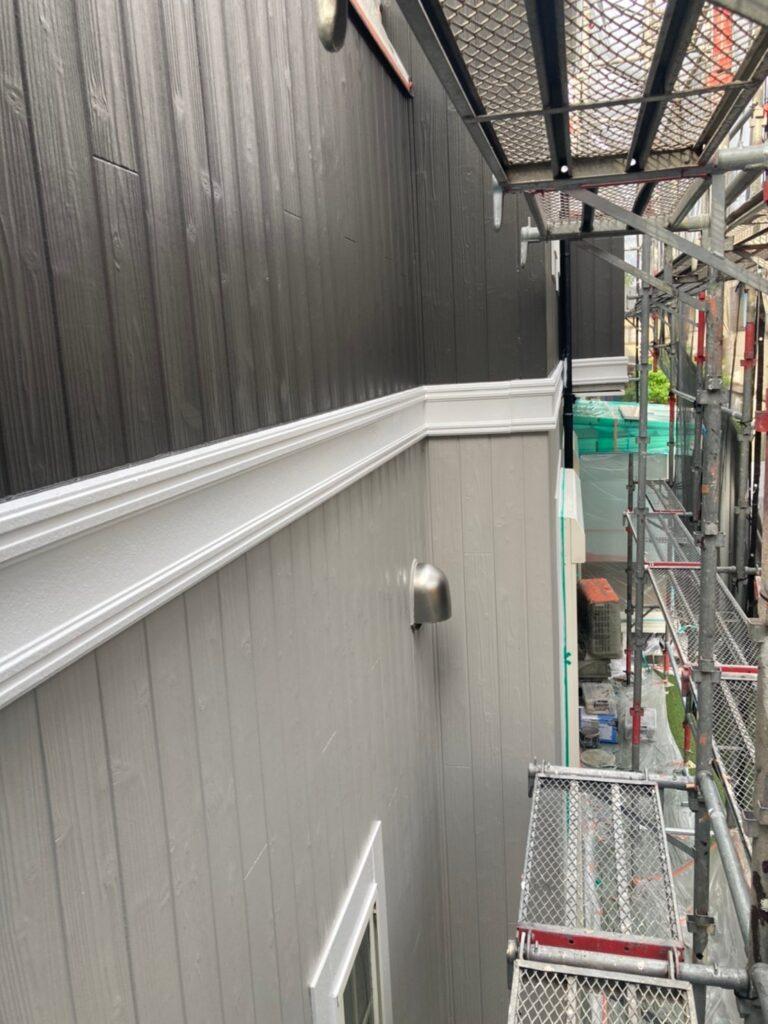 那珂川市 付帯塗装1回目 写真10