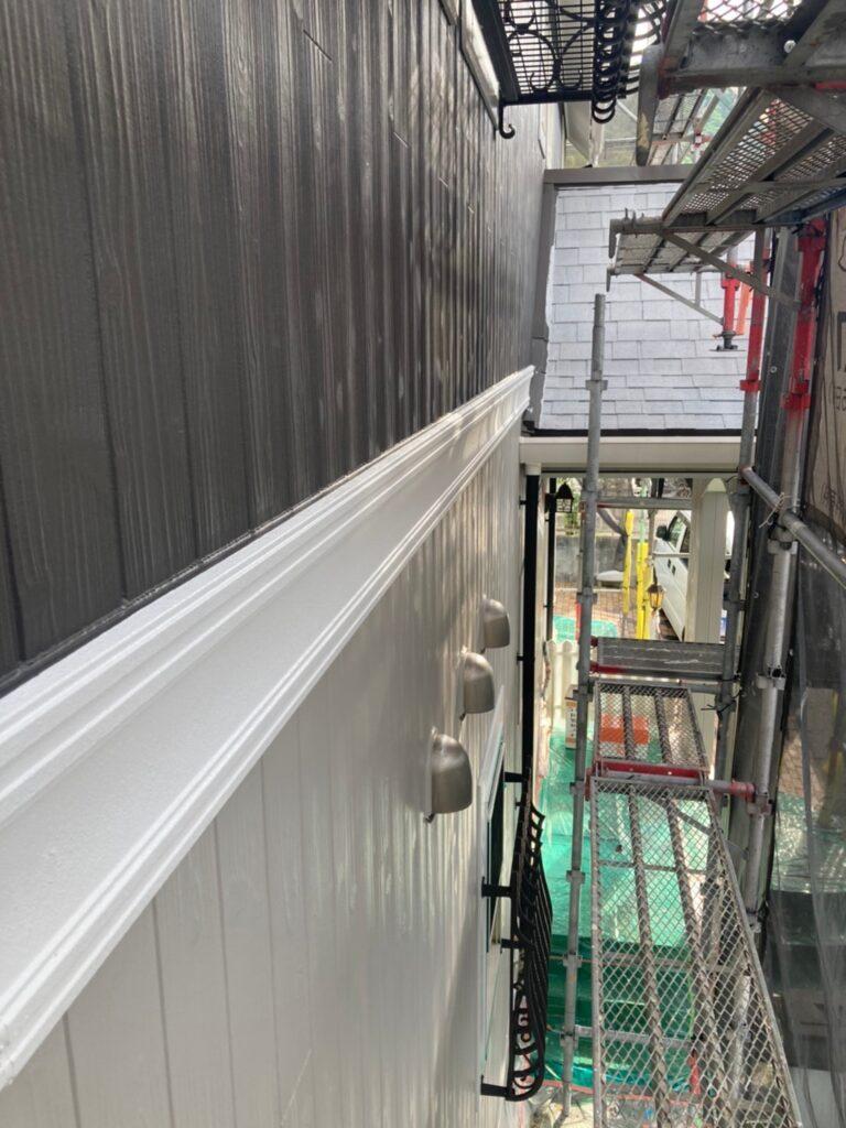 那珂川市 付帯塗装1回目 写真7