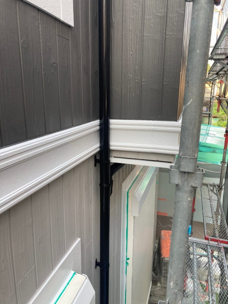 那珂川市 付帯塗装2回目 写真13