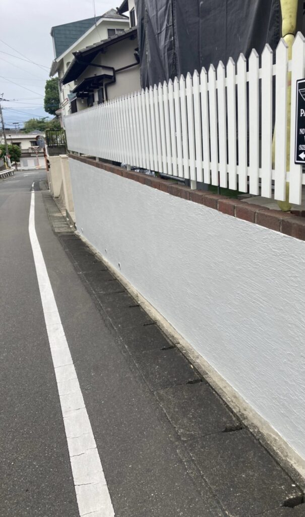 那珂川市 腰壁塗装 写真12