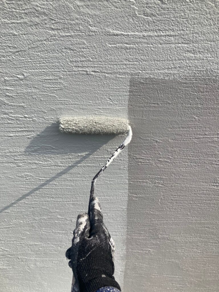 那珂川市 腰壁塗装 写真8