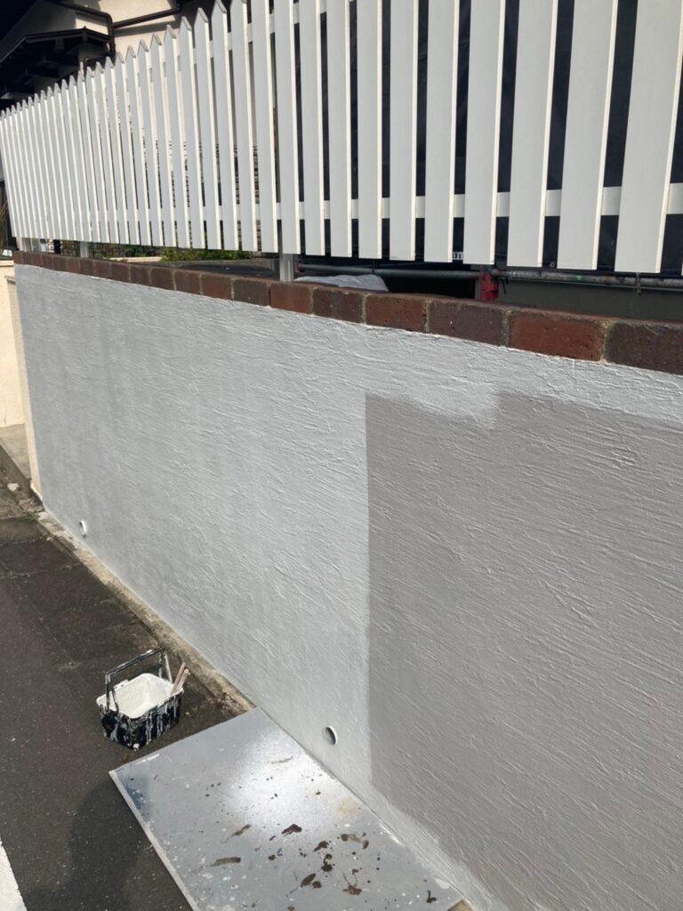 那珂川市 腰壁塗装 写真9
