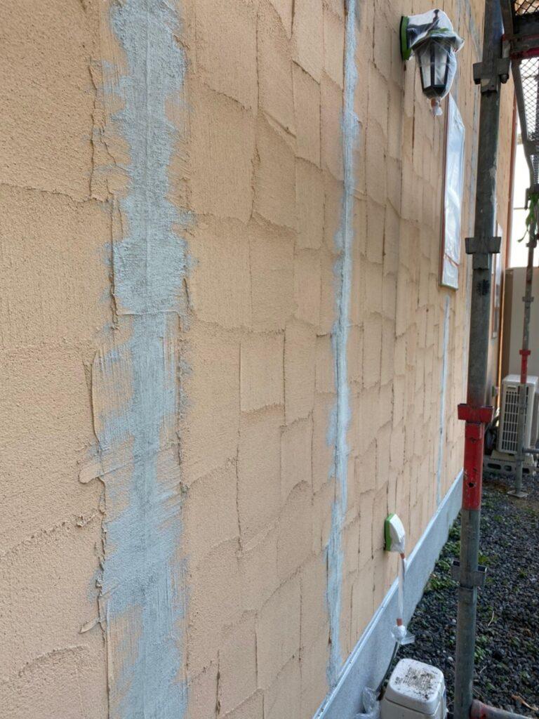 飯塚市 外壁クラック補修 写真4
