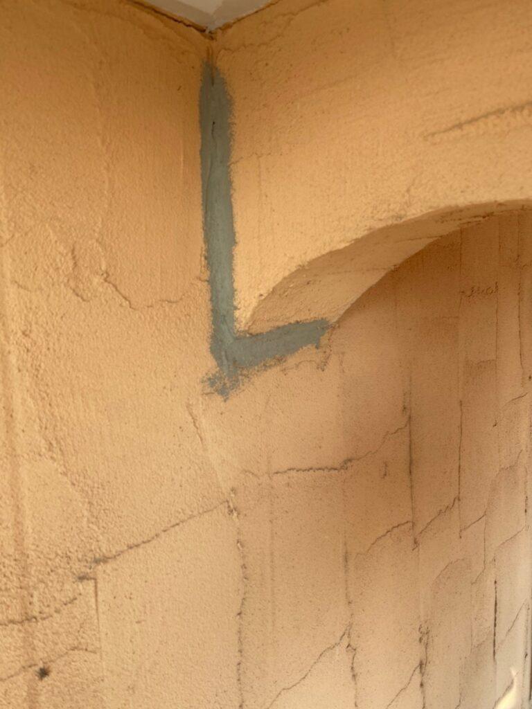 飯塚市 外壁クラック補修 写真8