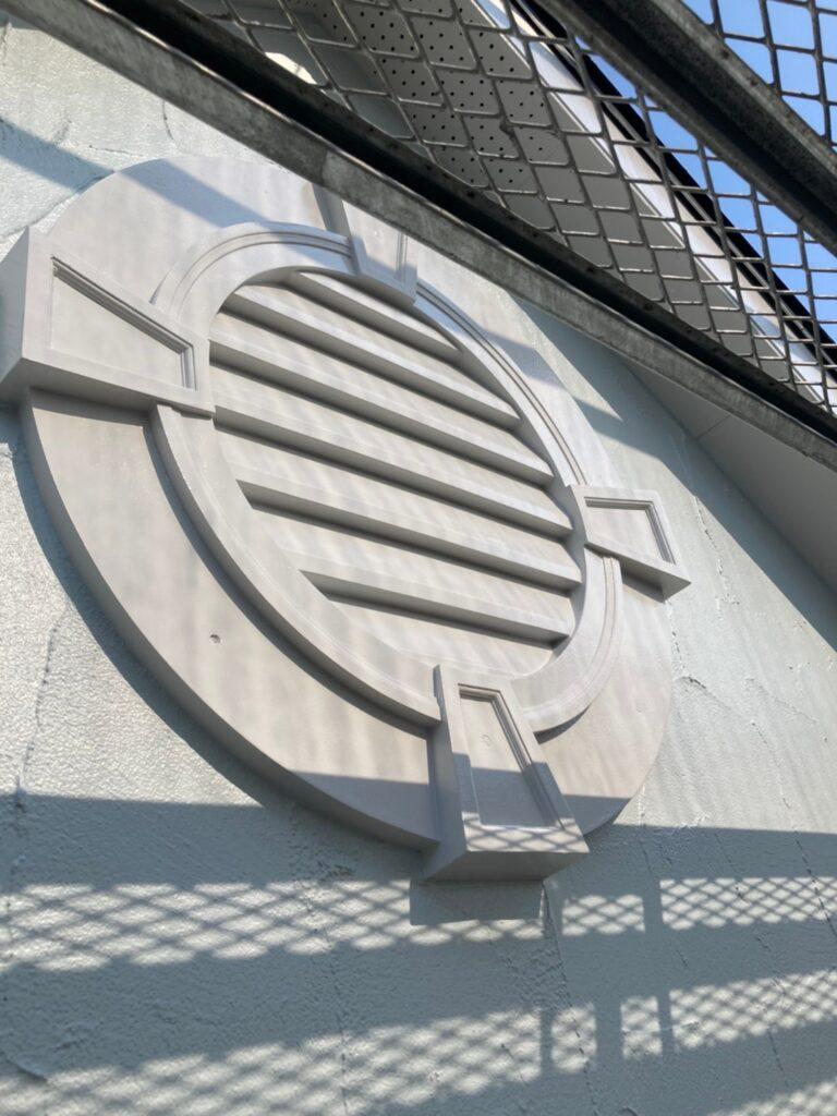飯塚市 外壁塗装(上塗り) 付帯塗装 写真13