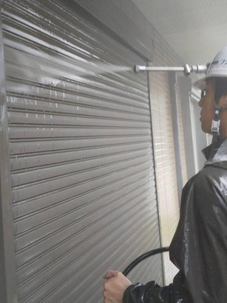 福岡市東区 高圧洗浄 写真12