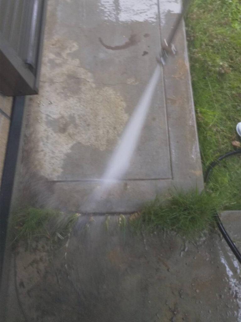 福岡市東区 高圧洗浄 写真13