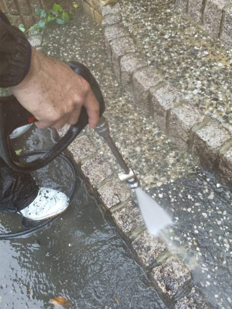 福岡市東区 高圧洗浄 写真15
