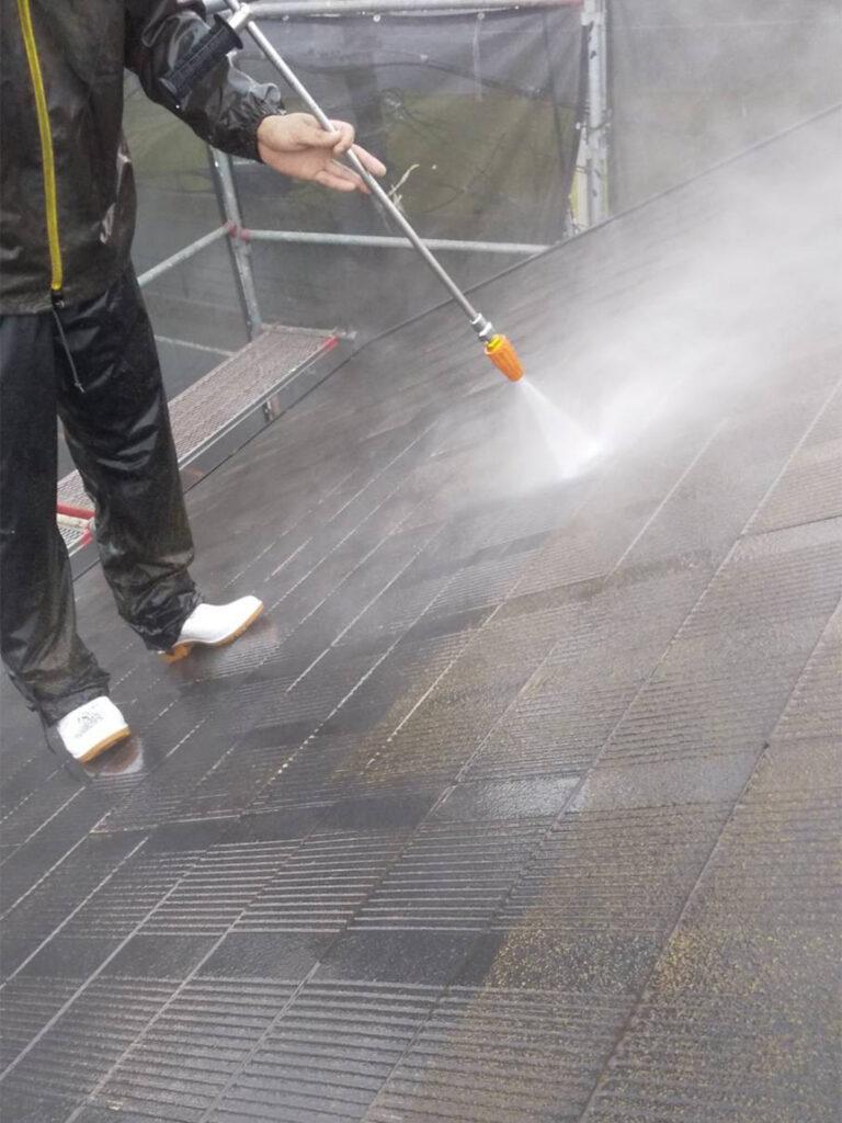 福岡市東区 高圧洗浄 写真4