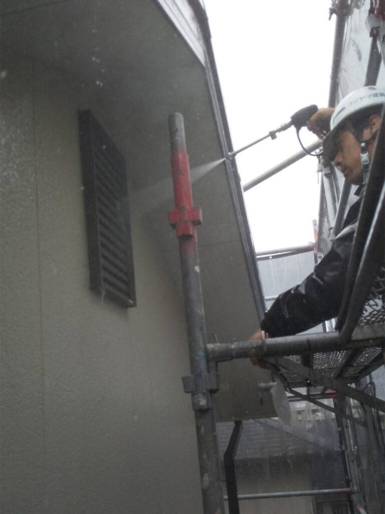 福岡市東区 高圧洗浄 写真5
