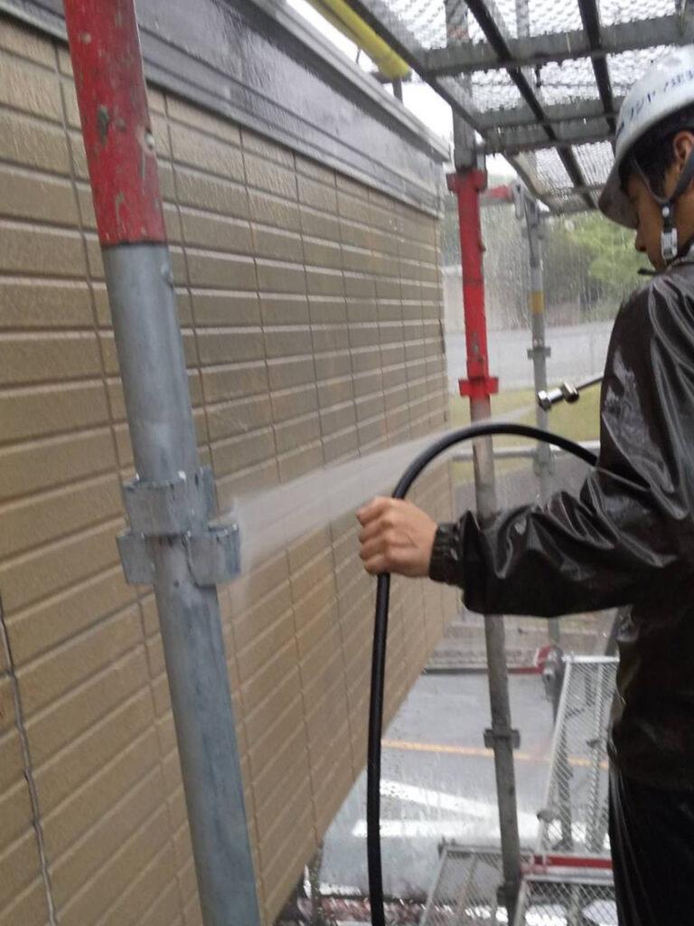 福岡市東区 高圧洗浄 写真9