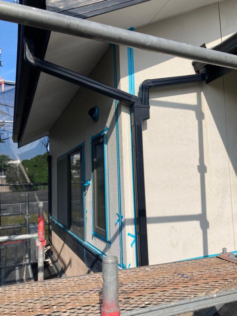福岡市東区 コーキング撤去と養生 写真10