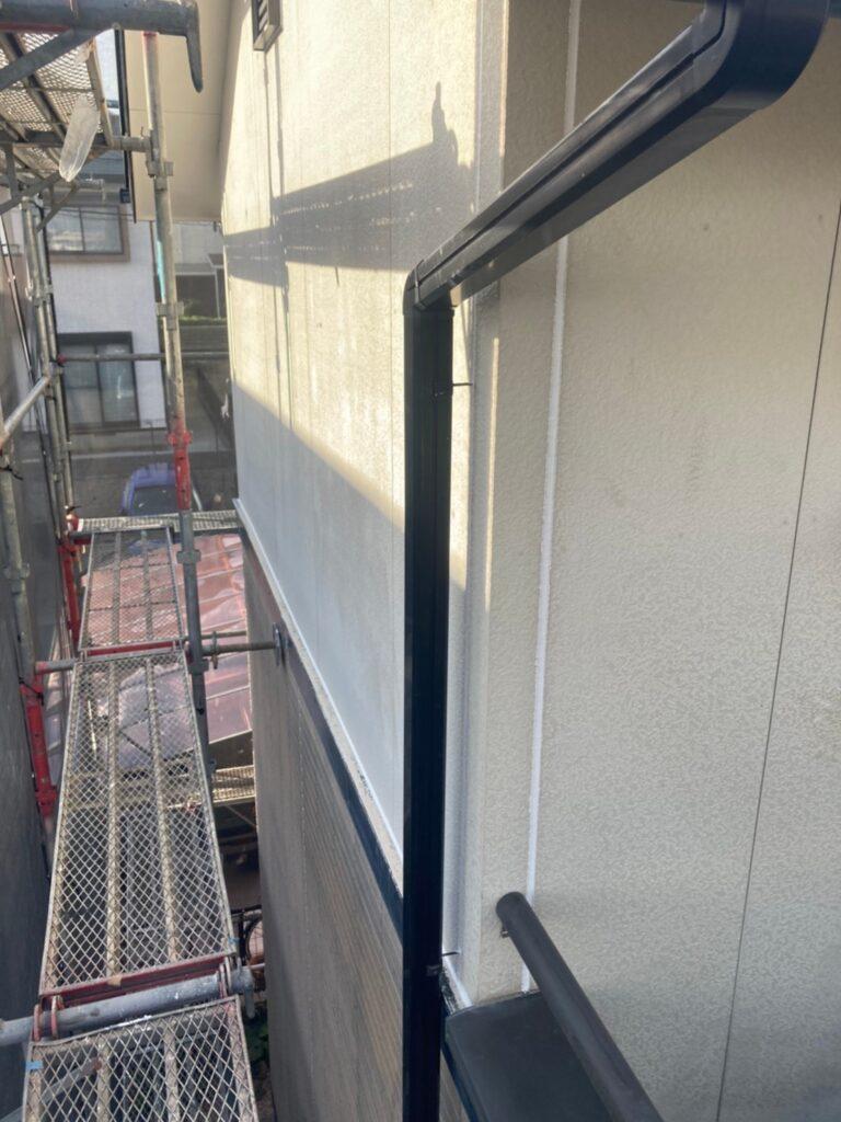 福岡市東区 コーキングの打ち替えと打ち増し 写真17