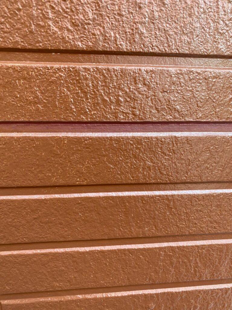 福岡市東区 外壁塗装(中塗り) 隙間処理 写真19