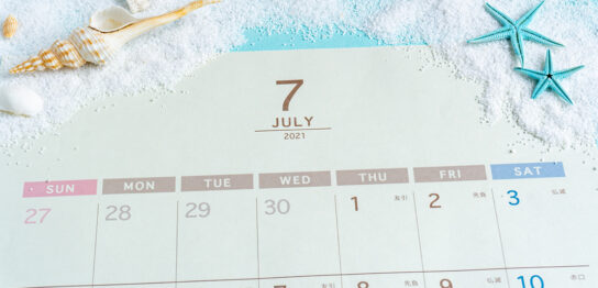 オリンピック開催に伴う祝日移動・営業について