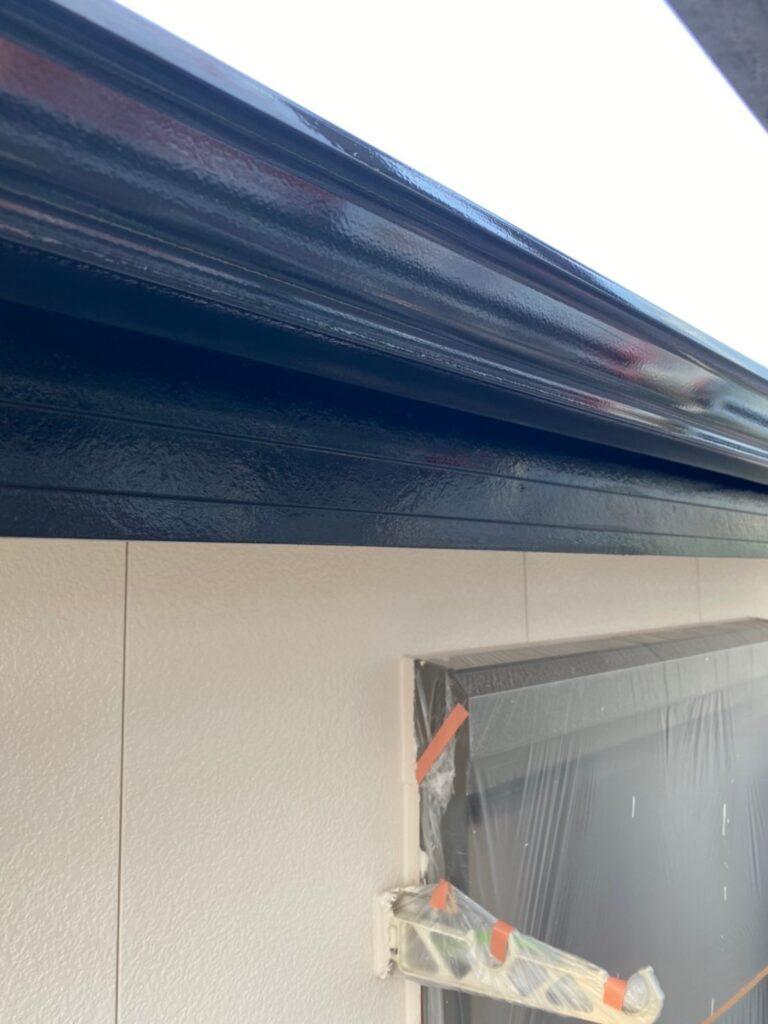 福岡市東区 屋根塗装(下塗り) 付帯塗装 写真14