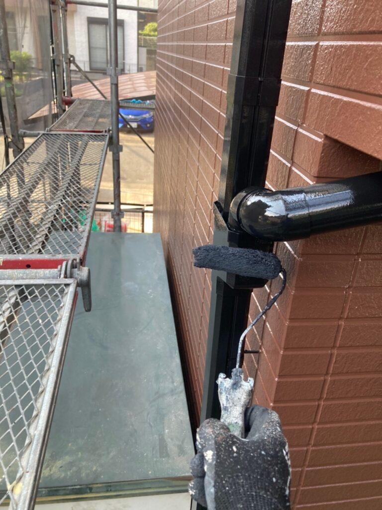 福岡市東区 ベランダ防水塗装 付帯塗装 写真7