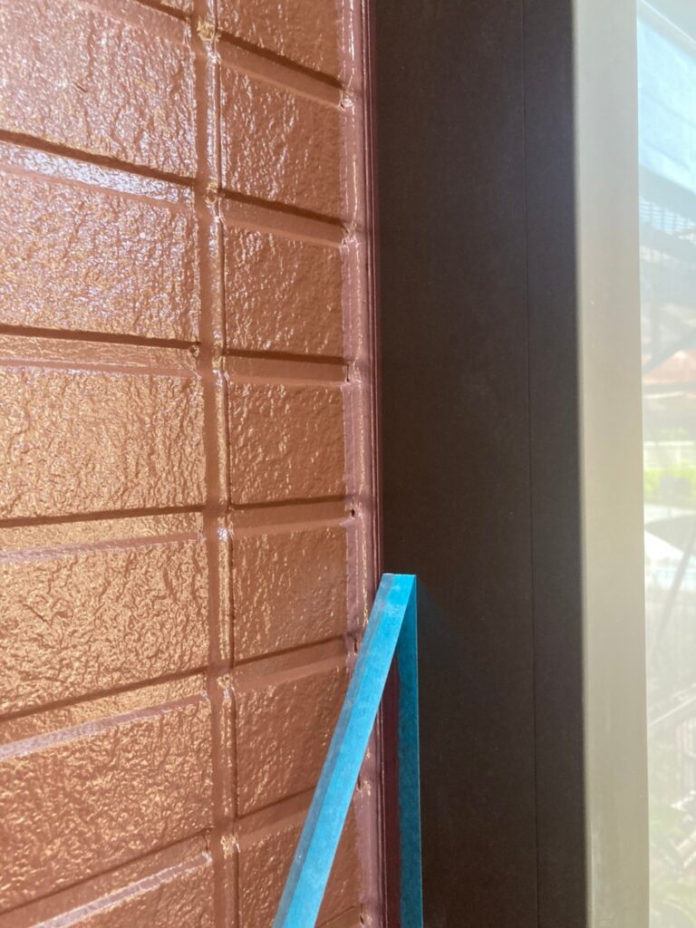 福岡市東区 各所塗装 タッチアップ 写真14