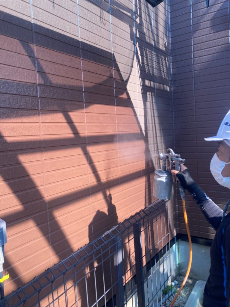 福岡市東区 光触媒コーティングを終え完工 写真17