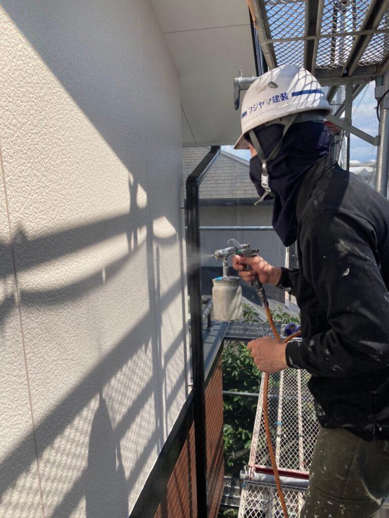 福岡市東区 光触媒コーティングを終え完工 写真5