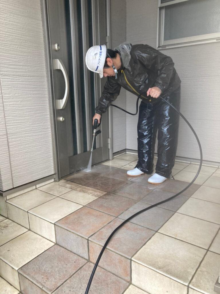 太宰府市 高圧洗浄 写真14
